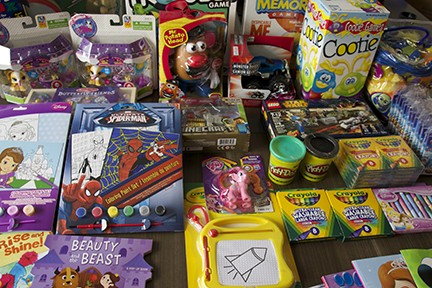 Creatuity Toy Drive